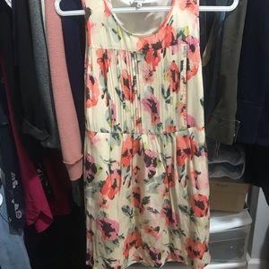 Madewell floral dress 🌼🌸